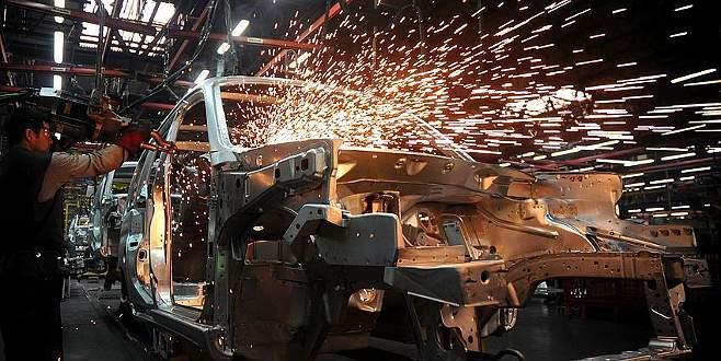 Otomotiv üretimi yüzde 3 arttı