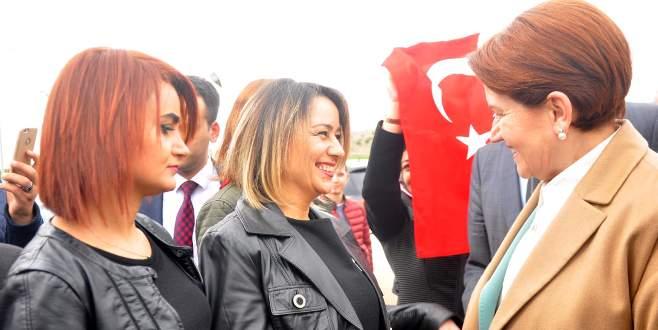 Meral Akşener: iktidara yürüyoruz