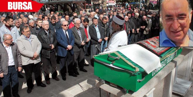 Afganistan'da öldürülen Bursalı iş adamı toprağa verildi