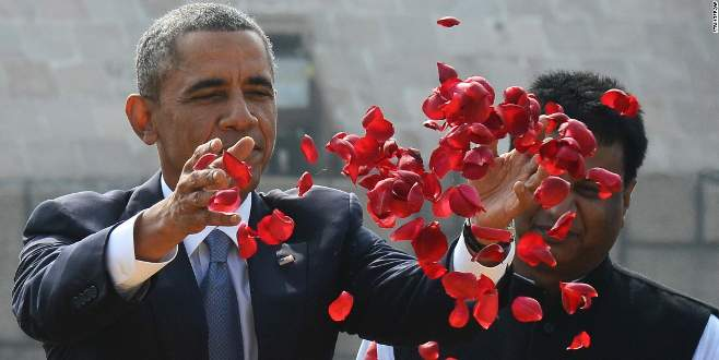 Obama 'Ortadoğu'da barışın şartını açıkladı