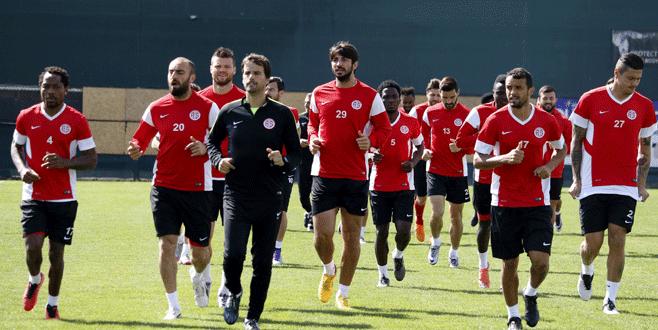 Antalyaspor temkinli