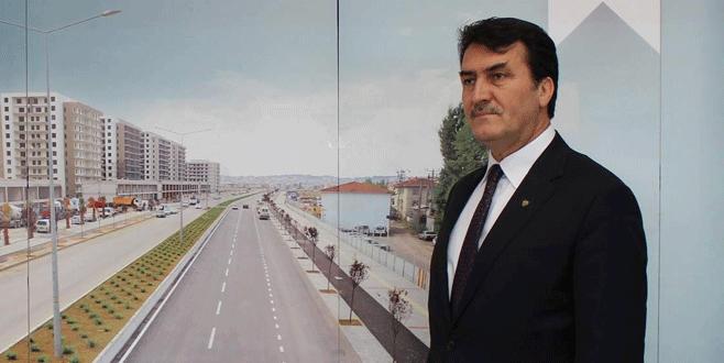 'Yeni şehirle Osmangazi'ye imzamızı attık'