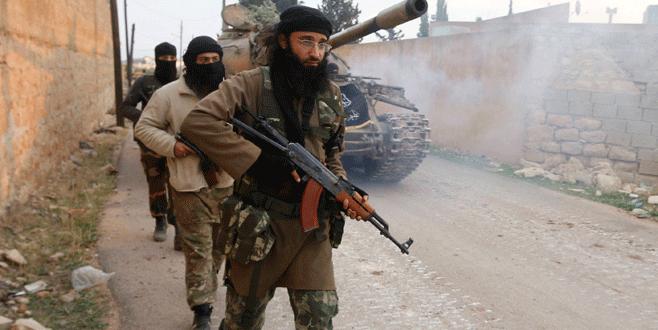 El Nusra Cephesi ÖSO'ya sldırdı
