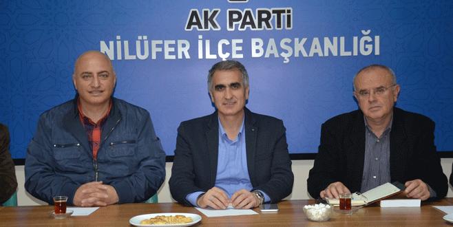 AK Parti Nilüfer'den tarım atılımı