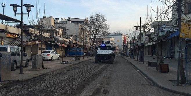 Sur'da 7 terörist etkisiz hale getirildi