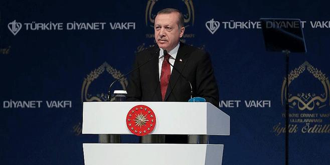 Erdoğan: Bizim medeniyetimizin olduğu yerde DAİŞ ve PKK olamaz