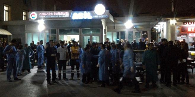 Ankara'daki patlamaya ilişkin yayın yasağı