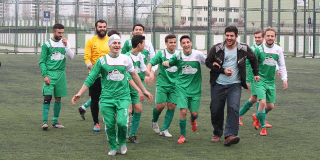 İhsaniyespor gol oldu yağdı!
