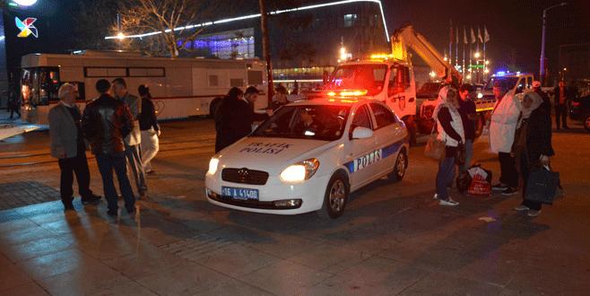 Ankara saldırısı sonrası Bursa polisi alarma geçti!
