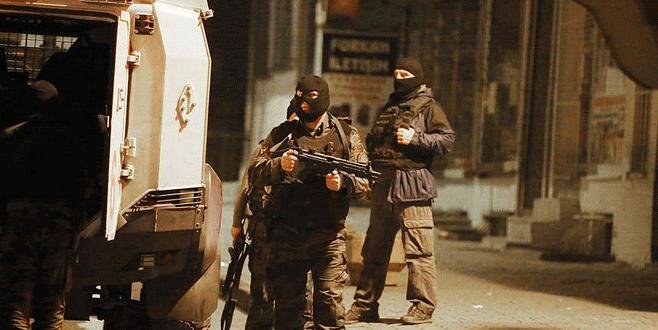 Eş zamanlı terör operasyonu: Çok sayıda gözaltı var