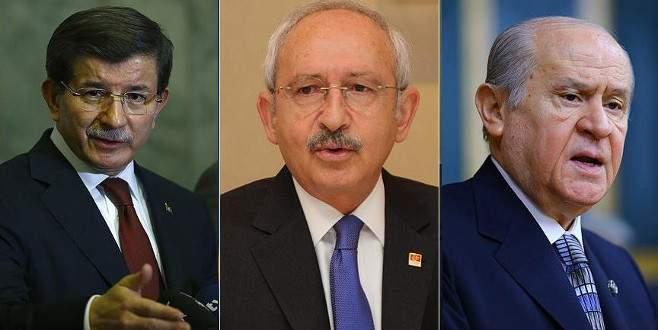 Liderlerden teröre karşı 'birlik ve beraberlik' vurgusu