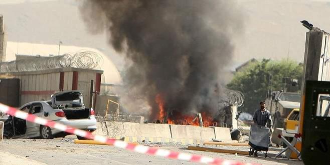 Taşıdıkları patlayıcı infilak etti: 12 IŞİD'li öldü