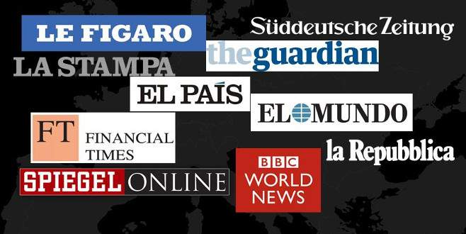 Avrupa basını, Ankara'daki hain saldırıyı böyle gördü