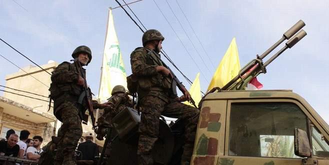 'Hizbullah Suriye'den çekiliyor'