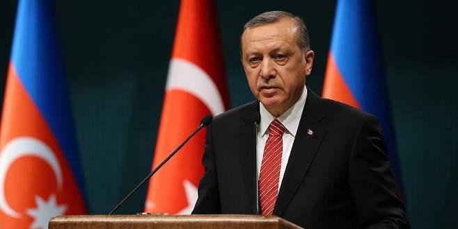 Erdoğan: 'Türkiye'ye asla diz çöktüremeyecekler'