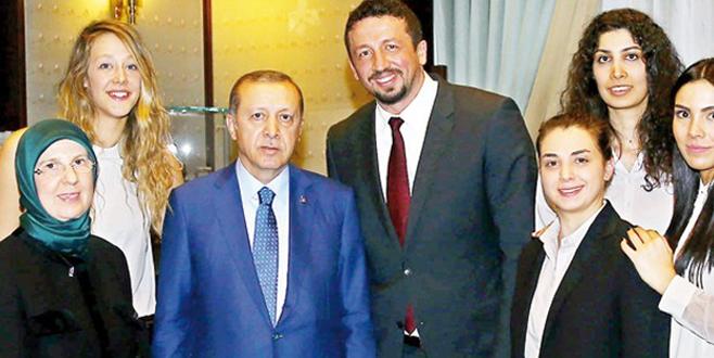 Cumhurbaşkanı Erdoğan'a sürpriz danışman