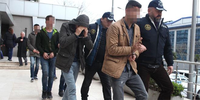 Bursa'da PKK'nın gençlik yapılanması çökertildi