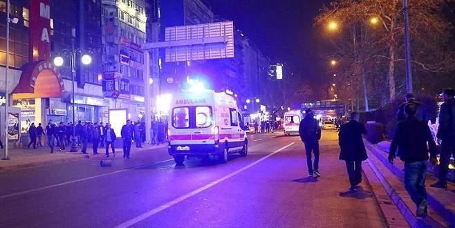 Ankara'daki saldırıda 300 kilo patlayıcı kullanılmış