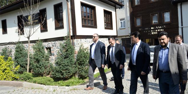 Eskici Mehmet Dede Aşevi yenilendi