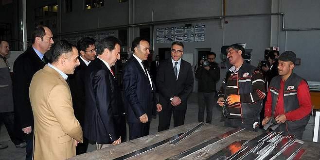 'Erzurum'daki firmalar İran'a ihracat için hazır'