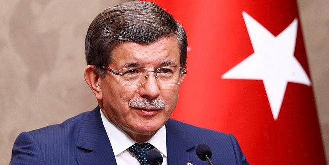 Davutoğlu'dan flaş dokunulmazlık açıklaması