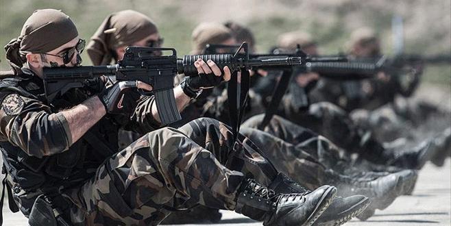 Sayı artıyor! 40 bin özel harekâtçı…