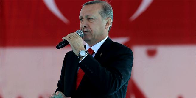 Erdoğan: 'Hepsinin hevesleri kursaklarında kaldı'