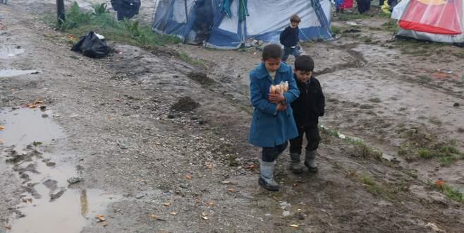 'İdomeni adeta çağdaş toplama kampı'