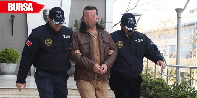 Terör propagandası yapan öğretmen adli kontrolle serbest
