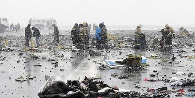 Hayatını kaybeden yolcuların ailelerine 20 bin dolar
