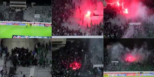 Futbol terörü: 2 ölü, 54 yaralı