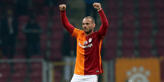 Sneijder futbol oynamak istediği ülkeyi açıkladı