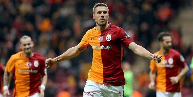 Podolski'den 'ayrılık' açıklaması: 'Ben hiçbir zaman…'