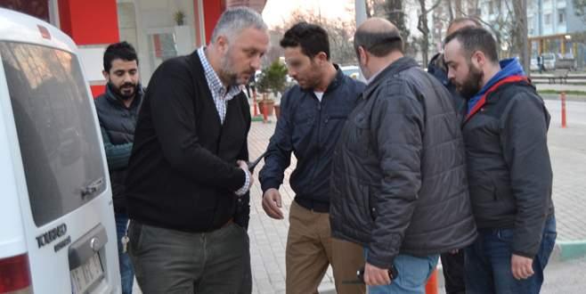 Umuda yolculuk Bursa'da son buldu