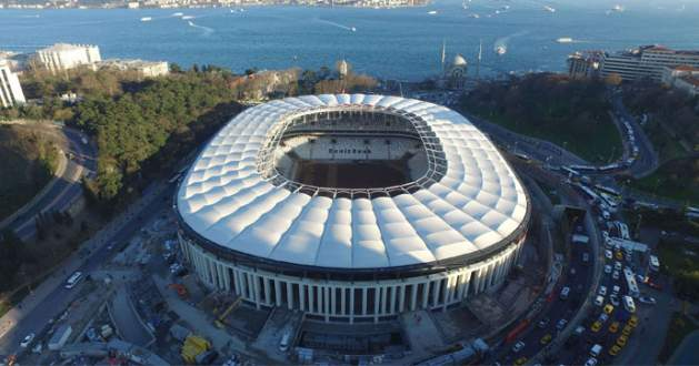 Vodafone Arena, Bursaspor maçı ile açılıyor