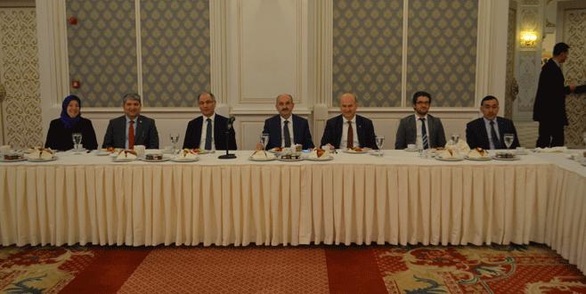 AK Parti İl Teşkilatı'ndan Ankara'ya çıkarma