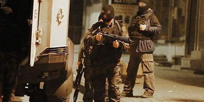 Saldırı hazırlığındaki 3 IŞİD'li yakalandı