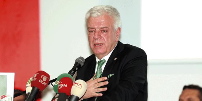 'Bursaspor'un borcu ne kadar?'