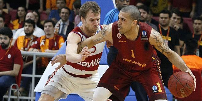 Galatasaray Odeabank yarıfinalde