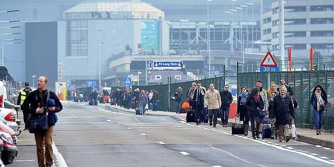 Brüksel Havalimanı'ndaki saldırganların kimlikleri belli oldu