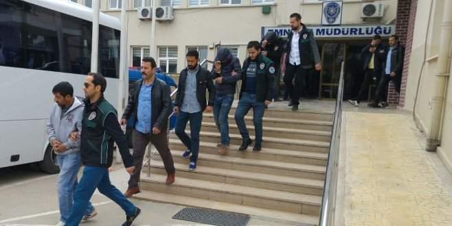 Bursa'da lüks gece kulüplerine uyuşturucu baskını