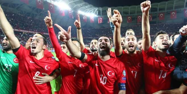 Euro 2016 öncesi ilk sınav