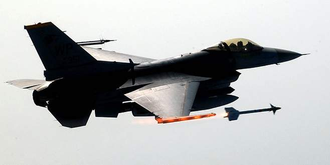 TSK'dan PKK'ya çifte hava harekatı