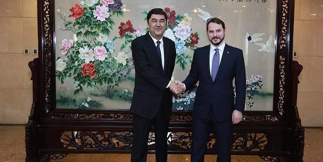 'Çin ile işbirliğini önemsiyoruz'