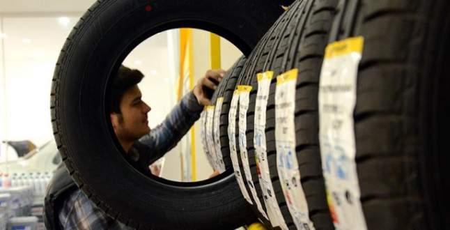 Geçen yıl 22 milyondan fazla lastik satıldı