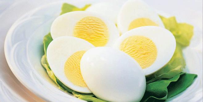 Yumurtayı 'az pişmiş' sevenler dikkat!