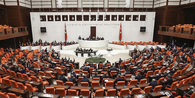Yeni dokunulmazlık dosyaları Meclis'e sunuldu
