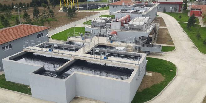 İnegöl OSB arıtmaya 4 milyonluk yatırım