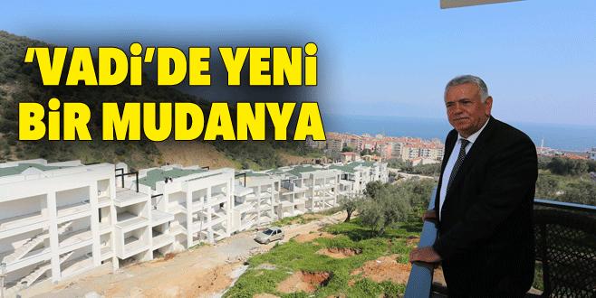 İnşaat sektörü Mudanya yatırımlarına ağırlık veriyor