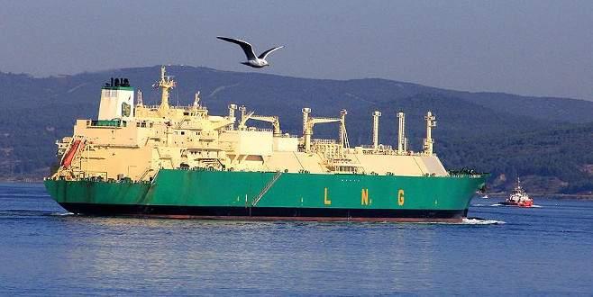 Türkiye ilk kez ABD'den doğalgaz ithal etti